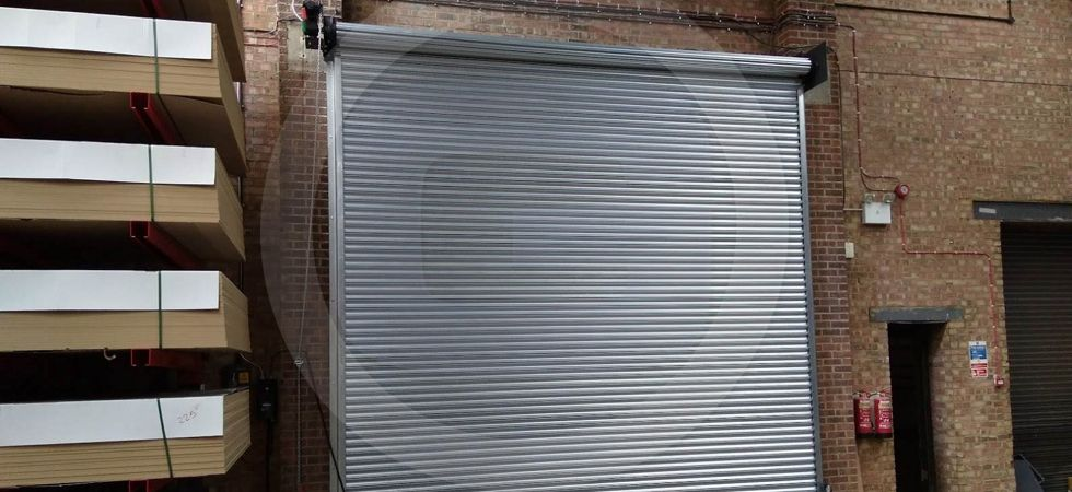 Eco-DD Steel Roller Shutters