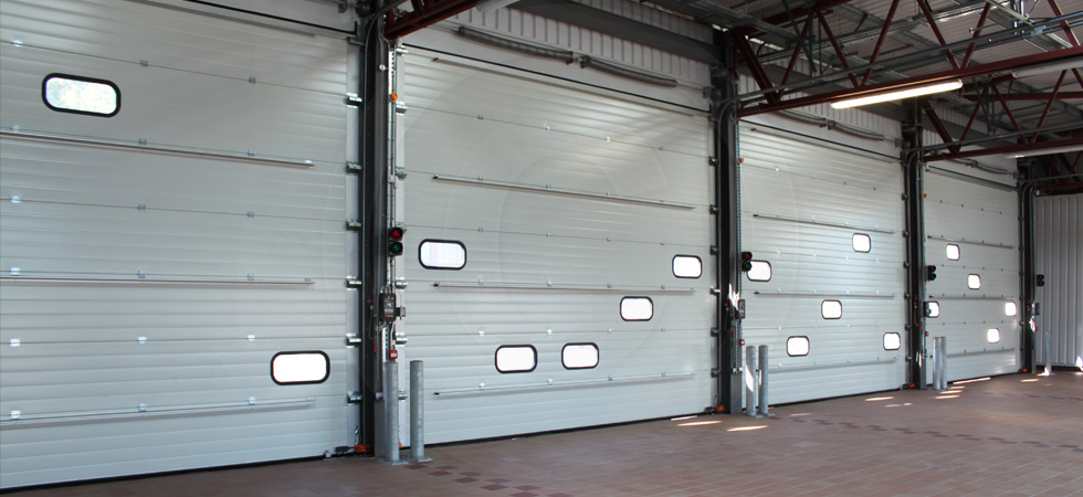 ISO Sectional Doors